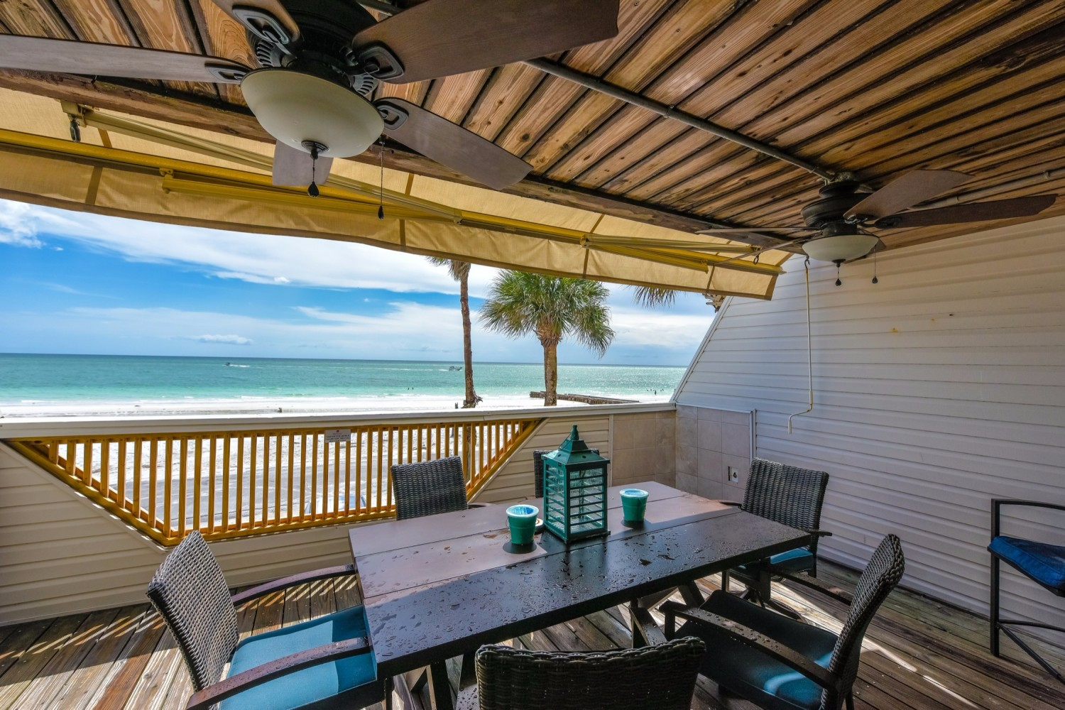 5 Bed/4 Bath Beachfront Home - Siesta Key Vacation Rentals