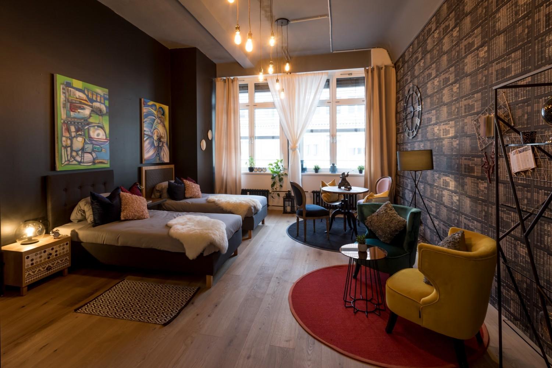 Design hostel p182 berlin germany best price guarantee