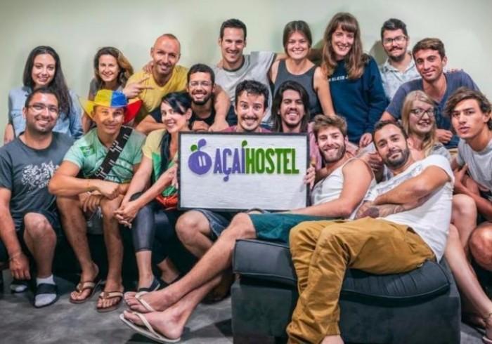 Açaí Hostel Salvador