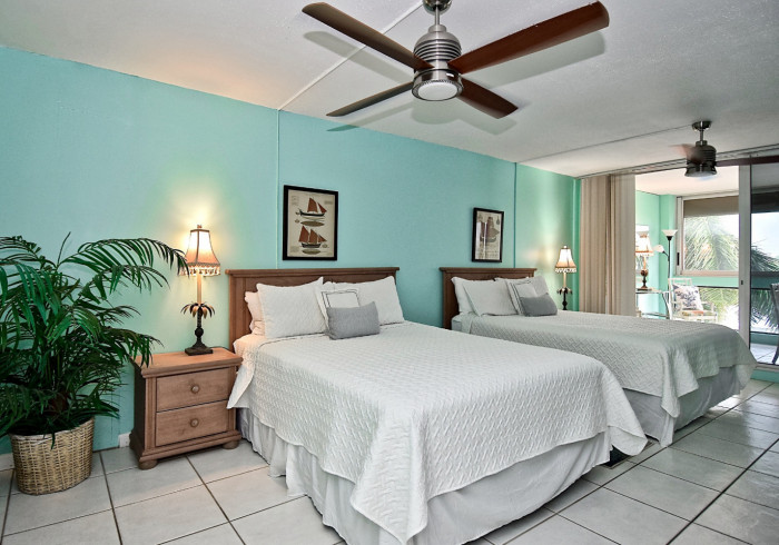 G 46 Deluxe 1 Bed 1 Bath Gulfside