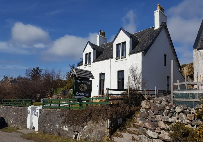 B&B - The Green Cruachan