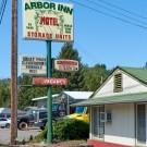 Arbor Inn Motel Oakridge