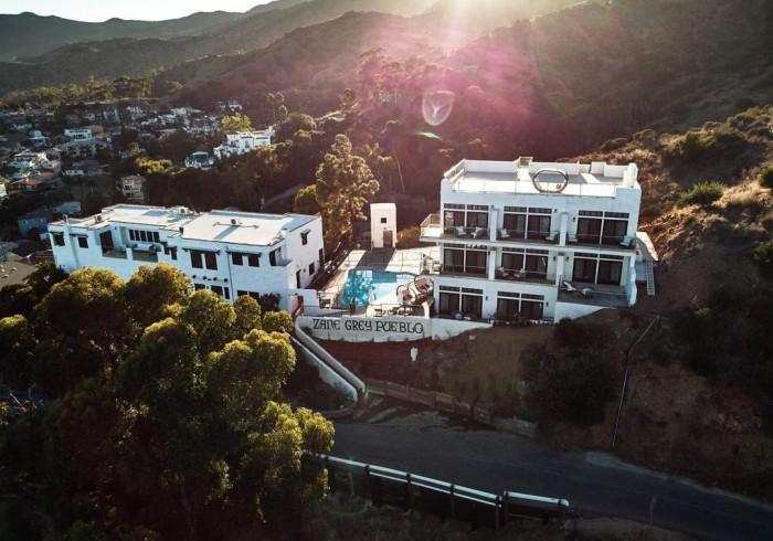 Zane Grey Pueblo Hotel