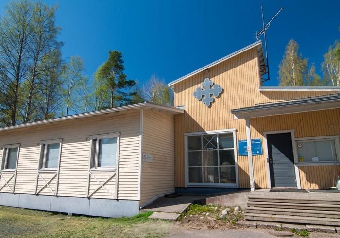 Partiotalon retkeilymaja - Scouts' Youth Hostel