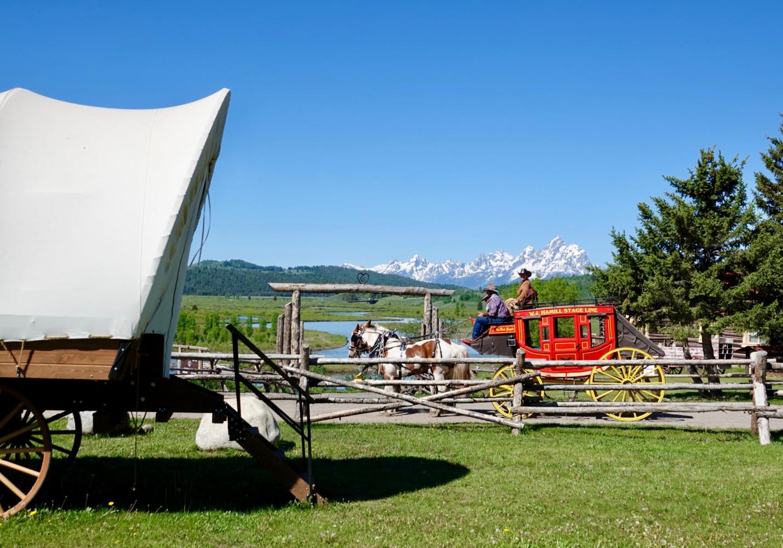 Buffalo Valley Ranch - MORAN, United States of America