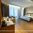 One of the Double Room layouts