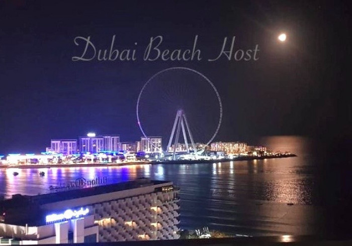 Dubai beach Host