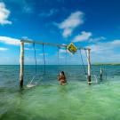 Water hammocks and COLUMPIOS
