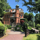 The Harry Packer Mansion