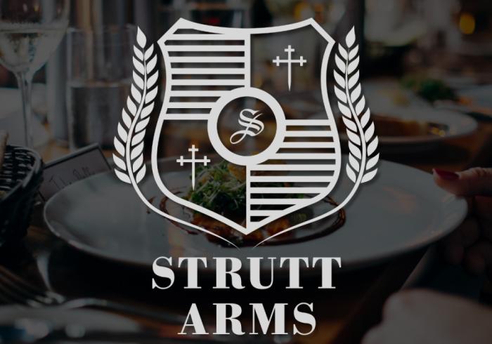 Strutt Arms
