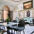 Hotel Las Cortes de Cádiz.