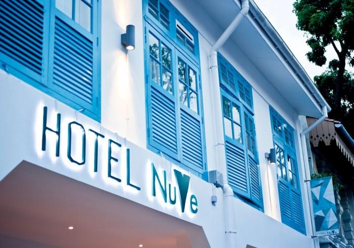 Hotel NuVe - Bugis