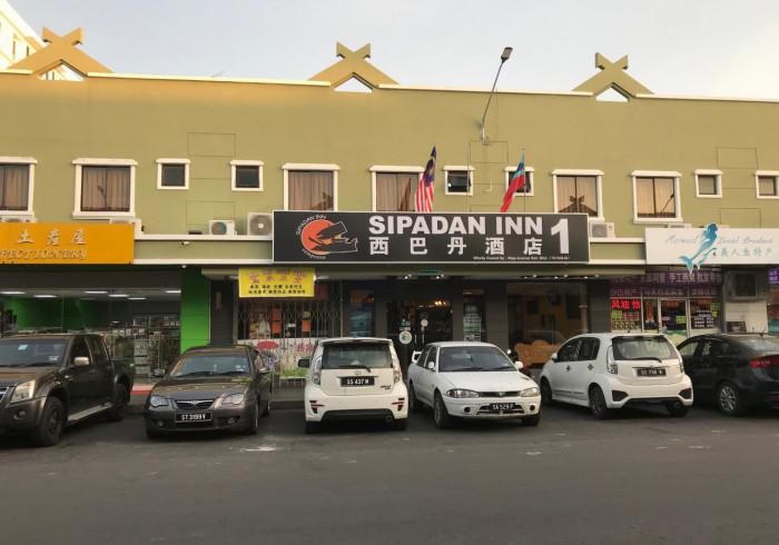 Sipadan Inn 1