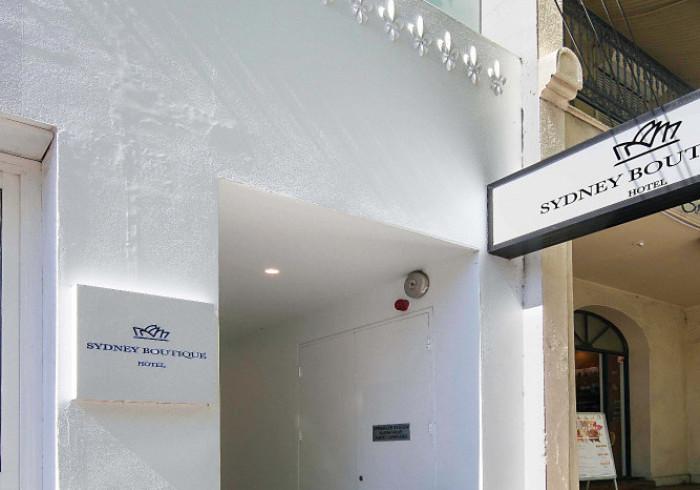 Sydney Boutique Hotel