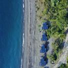 Vista aérea de Cala Melí