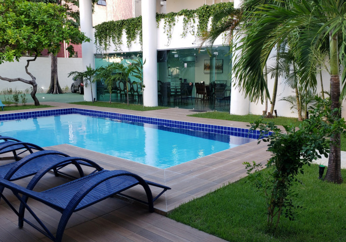 LIVE IN FORTALEZA HOTEL