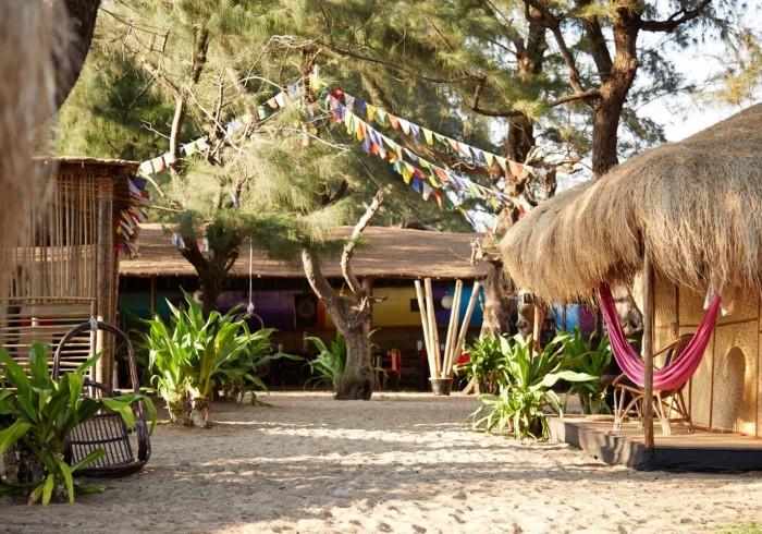 Set Da Giardino In Bamboo.Bamboo Yoga Retreat Canacona India Best Price Guarantee