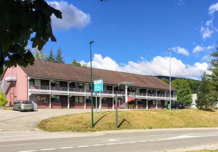 Hotel Pierre Blanche