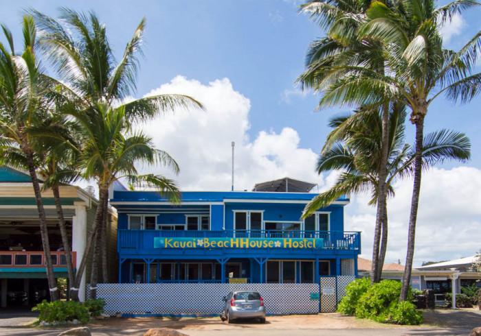 Kauai Beach House Oceanview Hostel