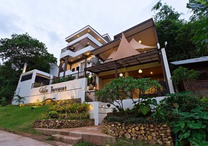 Vela Terraces Coron