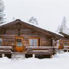 Arctic Log Cabins