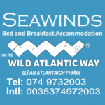 Seawinds Bed and Breakfast, Killybegs Donegal