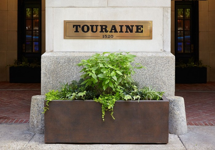 The Touraine Rittenhouse: Apartment Hotel + Extended Stay