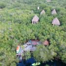 mangleX eco hotel Tulum