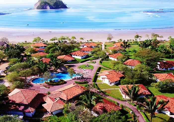 Villas Playa Samara Beach Front Resort-ALL IN
