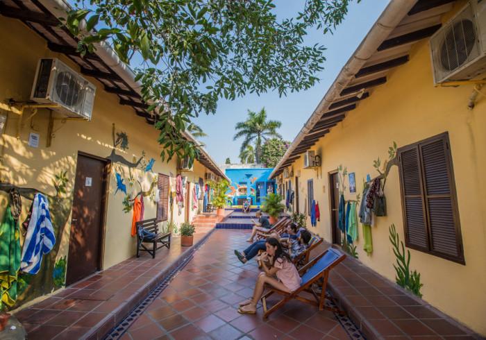 Viajero Cartagena Hostel