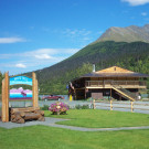 Trail Lake Lodge located in beautiful Moose Pass, Alaska