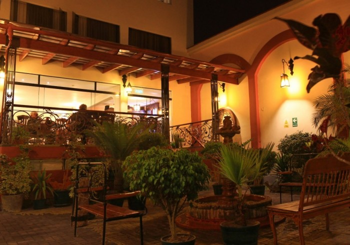 Hotel El Ducado Lima Peru Best Price Guarantee