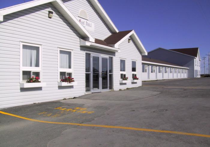 Plum Point Motel Ltd
